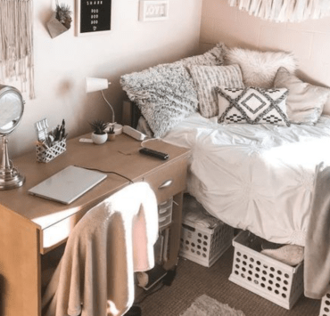 The Top 5 Must Haves For Every Dorm Room