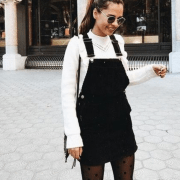 dress, 10 Ways To Wear A Dress This Fall And Look Totally Fancy