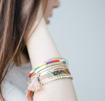 Cause Bracelets Are Making A Comeback And This Time They're Super Cute