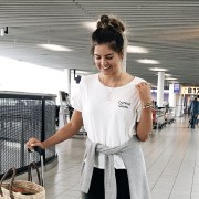 Fly In Style By Recreating One Of These Cute And Comfy Travel Outfits