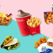 Vegetarian Fast Food Options For When You're Drunk And Hungry
