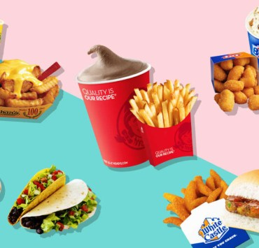 vegetarian fast food, Vegetarian Fast Food Options For When You're Drunk And Hungry