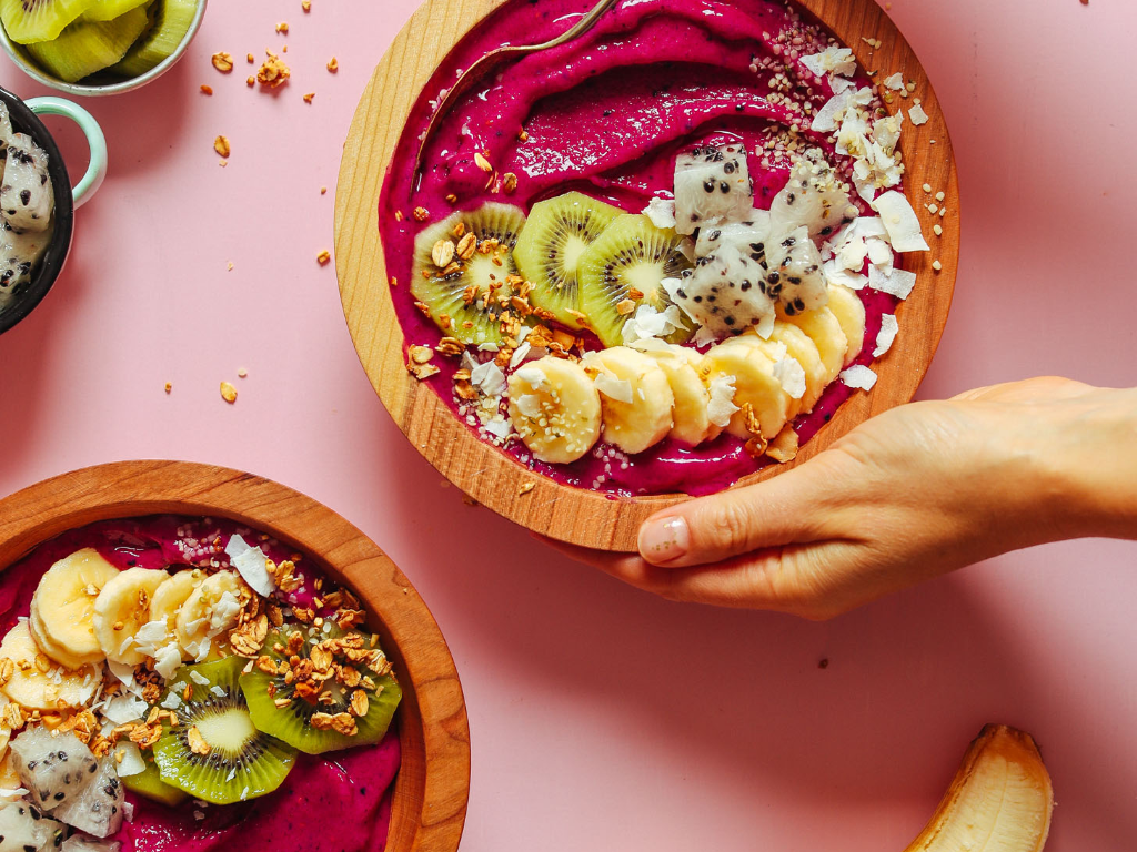10 Healthy Smoothie Bowl Recipes You're Going To Love
