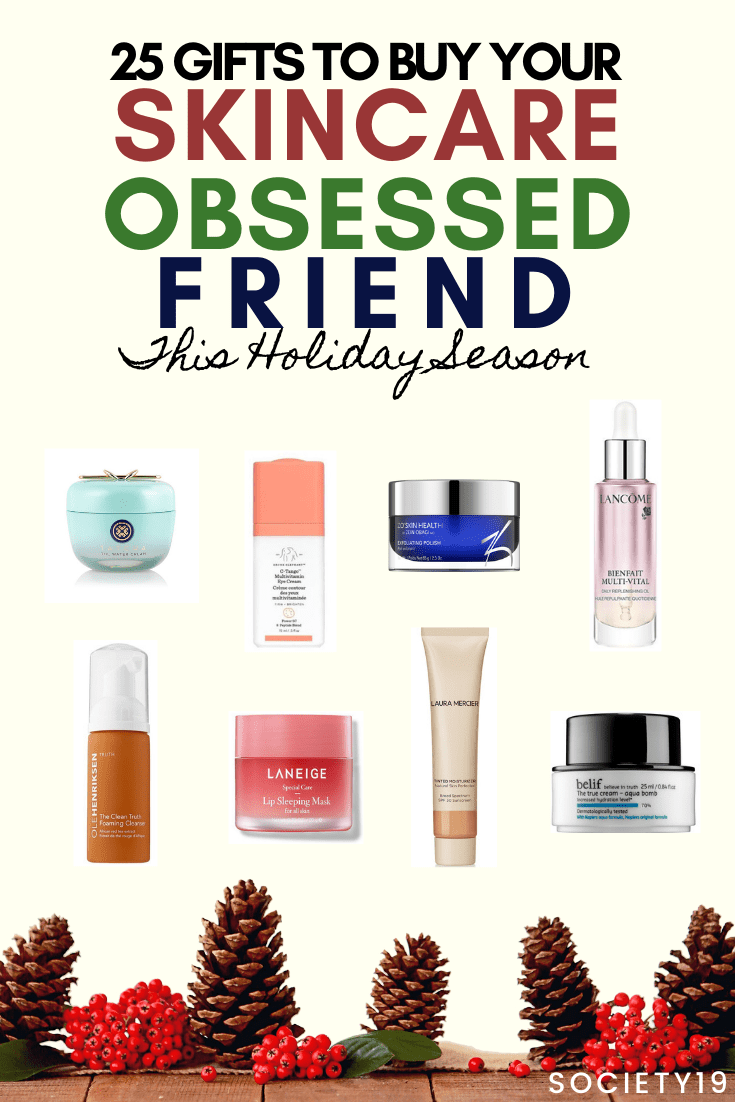 Skincare, 25 Gifts To Buy Your Skincare Obsessed Friend This Holiday Season