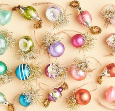 Anthropologie's 2019 Holiday Decor Collection Is Here And It's Magical