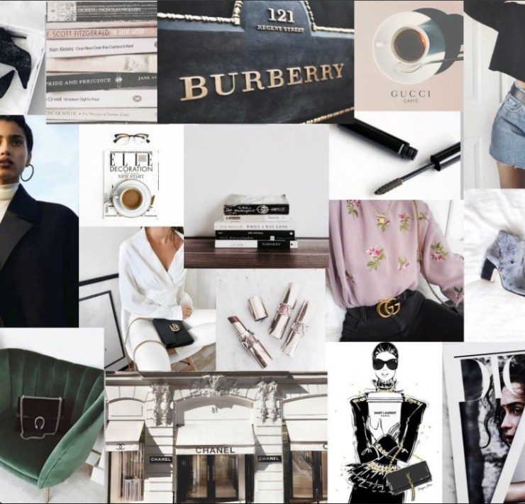 vision board, How To Make A Vision Board And Complete Every Goal On It