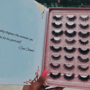 The False Eyelash Style To Try Based On Your Eye Shape