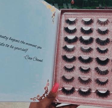 The False Eyelash Style To Try Based On Your Eye Shape