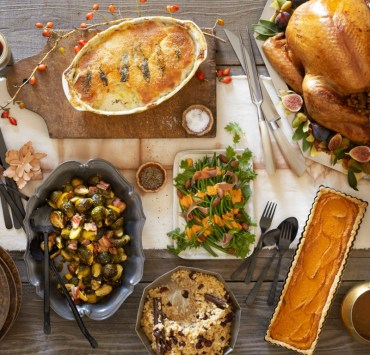 15 Savory Recipes You Can Bring To Your Family's Thanksgiving Feast