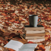 book, 12 Cozy Books Perfect For A Fall Day
