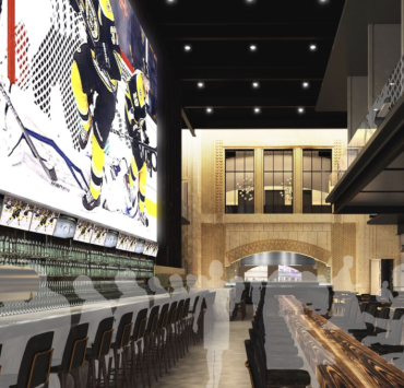 10 Things To Know About The New Boston Bar, Banners