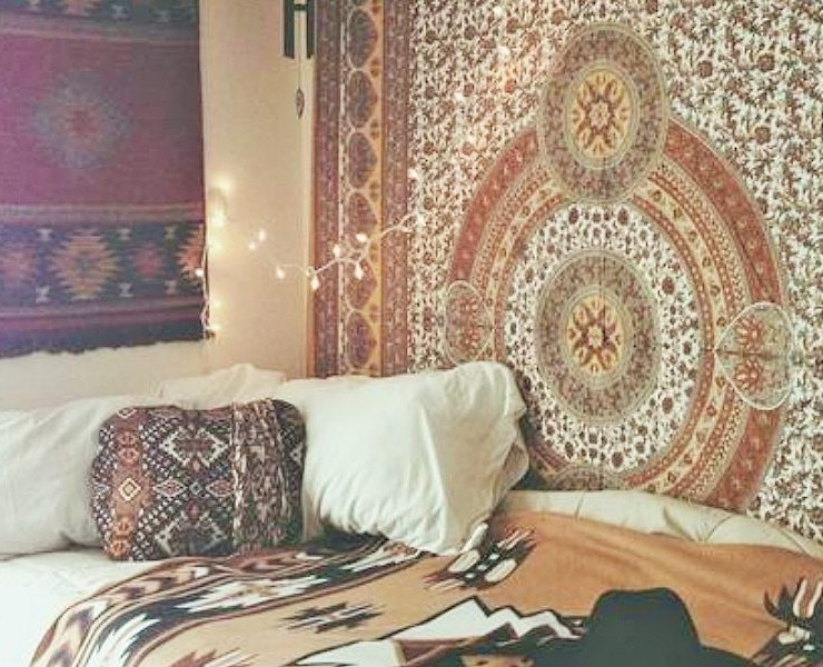 boho bedroom, 10 Ways To Add a Little Boho To Your Bedroom