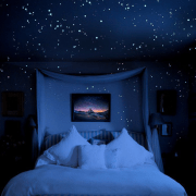 Glow In The Dark Decoration Ideas For Your Room
