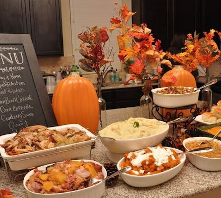 6 Recipes To Bring To Your College Friendsgiving Party