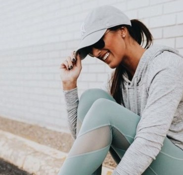 Athleisure Looks, 25 Athleisure Looks You'll Want To Live In All Winter Long