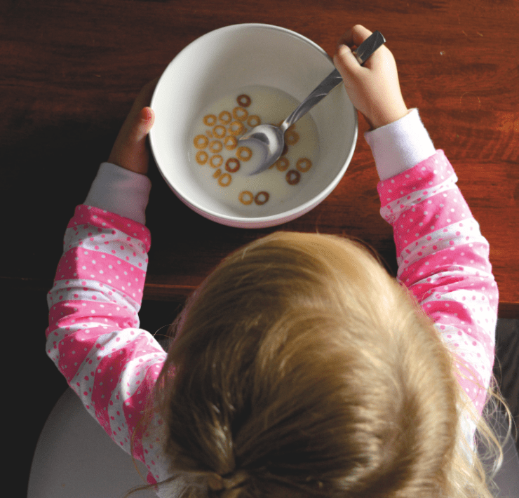 10 Breakfast Ideas for When You're Sick of Your Regular Cereal