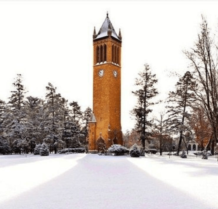 Best Ways To Get Around Iowa State University During The Winter