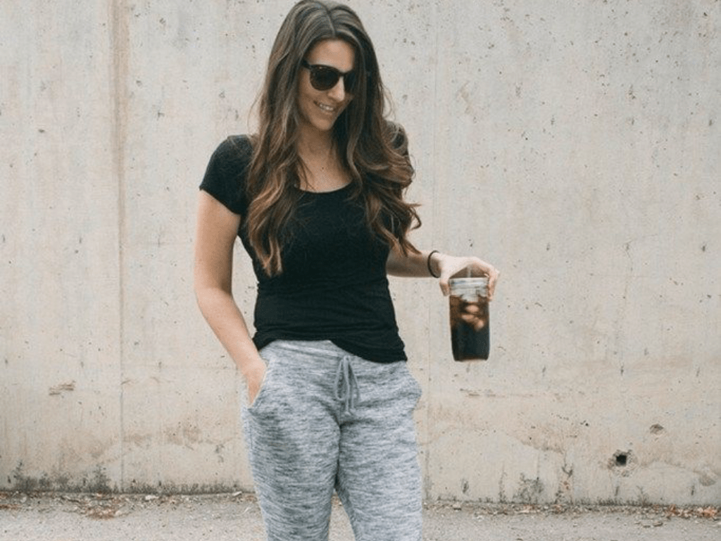 10 Ways To Dress Up Your Favorite Sweatpants
