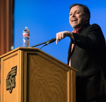 Tim Wise Speaks At FSU- A Lesson On Diversity, Culture, And Acceptance