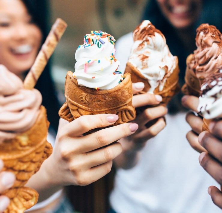 desserts, The Worst Desserts To Order When You're On A Diet