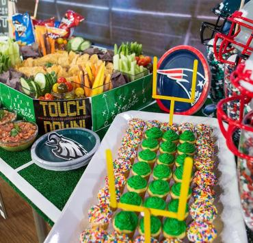 Super Bowl Foods, Super Bowl Foods That Are So Good You'd Never Know They're Healthy