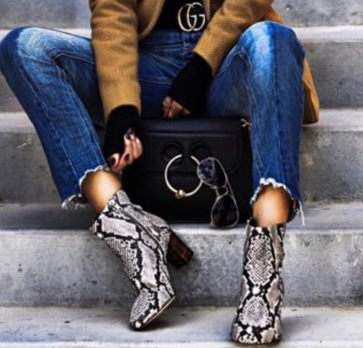 The Cutest Booties To Get You Through The End Of Winter & Into Spring