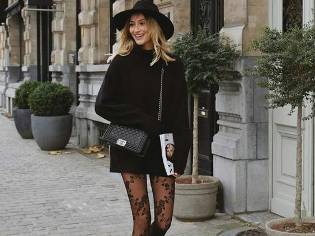 Pantyhose, 10 Pantyhose That Prove They Are Back In Style