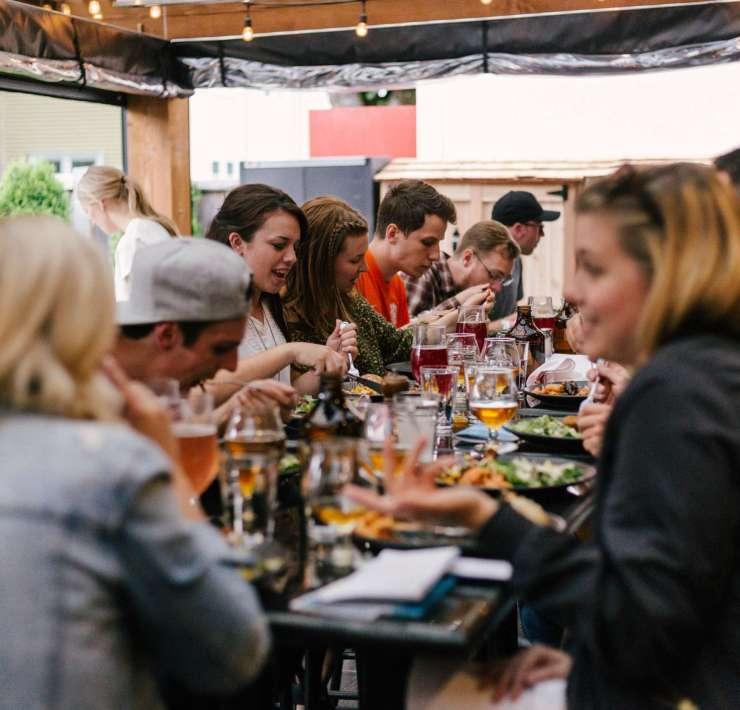 Lafayette, 5 Great Restaurant Spots in Lafayette, California