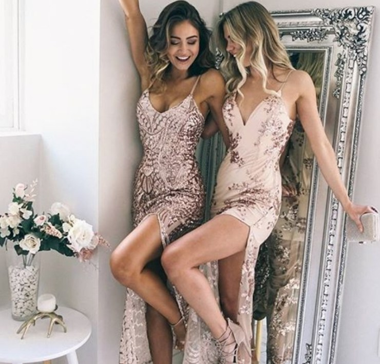 Top 14 Online Boutiques For Sorority Formal Dresses