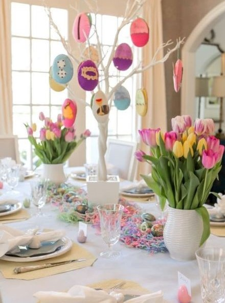 How To Throw A Festive AF Easter Brunch On A Budget