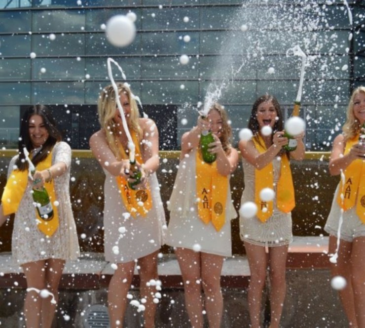 The Best Setting Sprays To Wear During Your Graduation Ceremony If You're A Crier