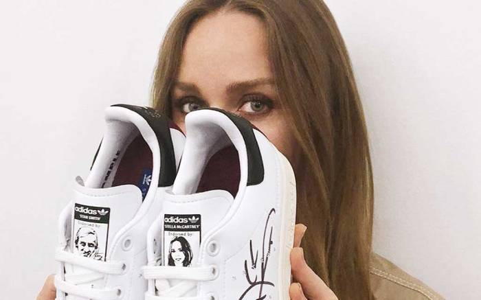 How Stella McCartney Is Reinventing The Sneaker