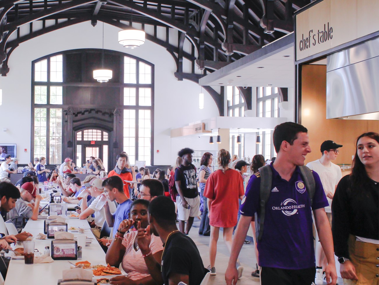 Florida State food, Florida State Food- On Campus Eating Ranked