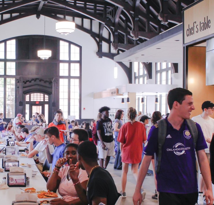 Florida State Food- On Campus Eating Ranked