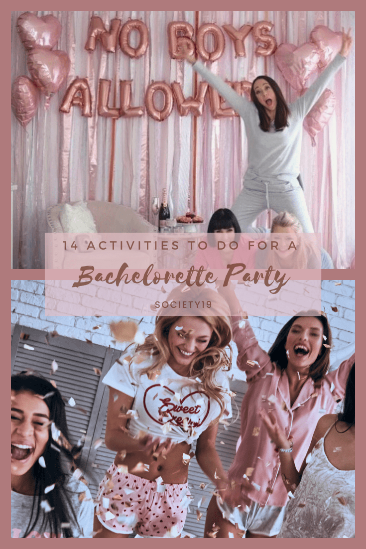 14 Activities To Do For A Bachelorette Party