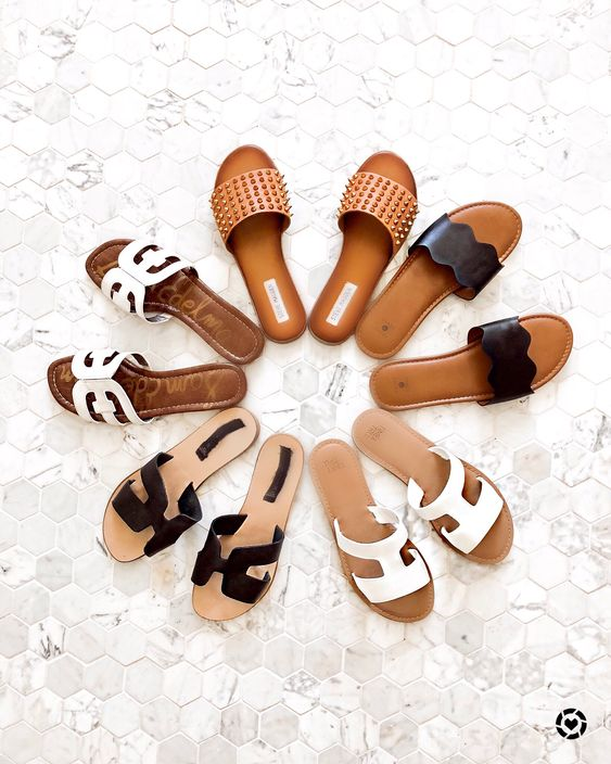 10 Sandals That You Can Wear To The