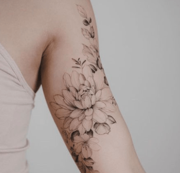 Arm Tattoos For Women, Cute Arm Tattoos For Women We're Obsessed With
