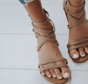 10 Strappy Sandals You Need This Summer