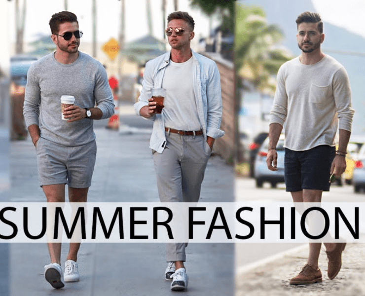 Top 10 Looks For Men: Summer 2020