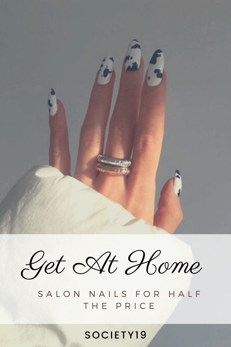 Get At Home Salon Nails For Half The Price