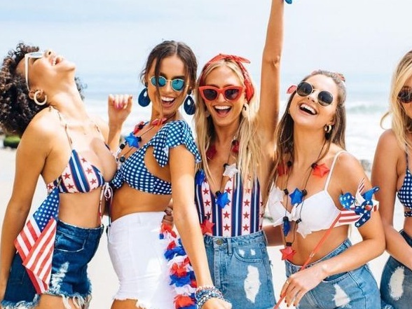 Fourth of July Outfit, 12 Fourth of July Outfit Ideas You Need To Copy