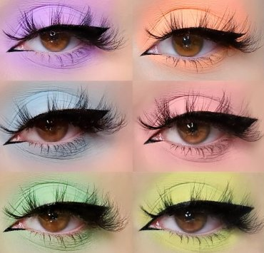 Pastel Eyeshadow Looks For Your Daily Outings