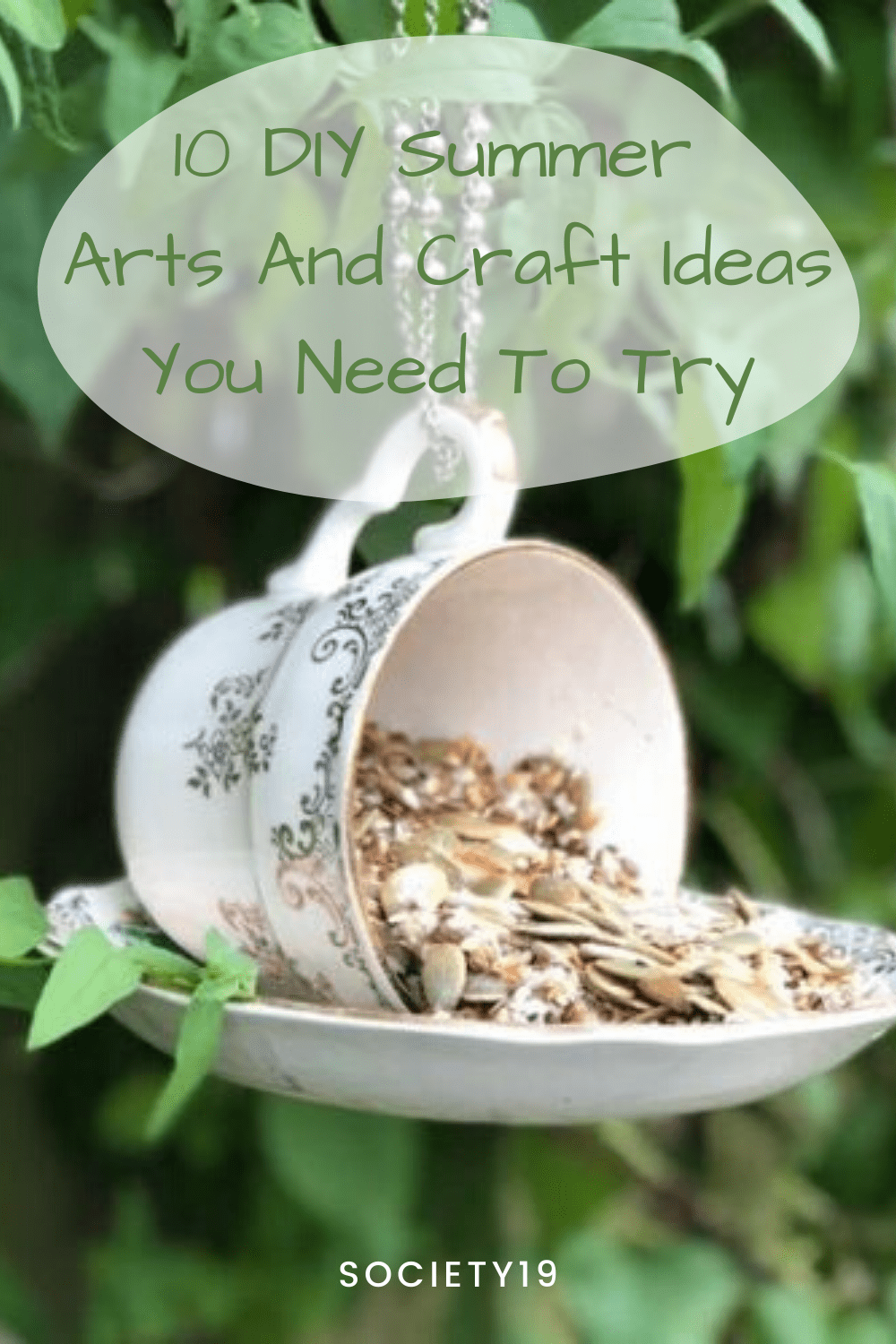 10 DIY Summer Arts And Craft Ideas You Need To Try
