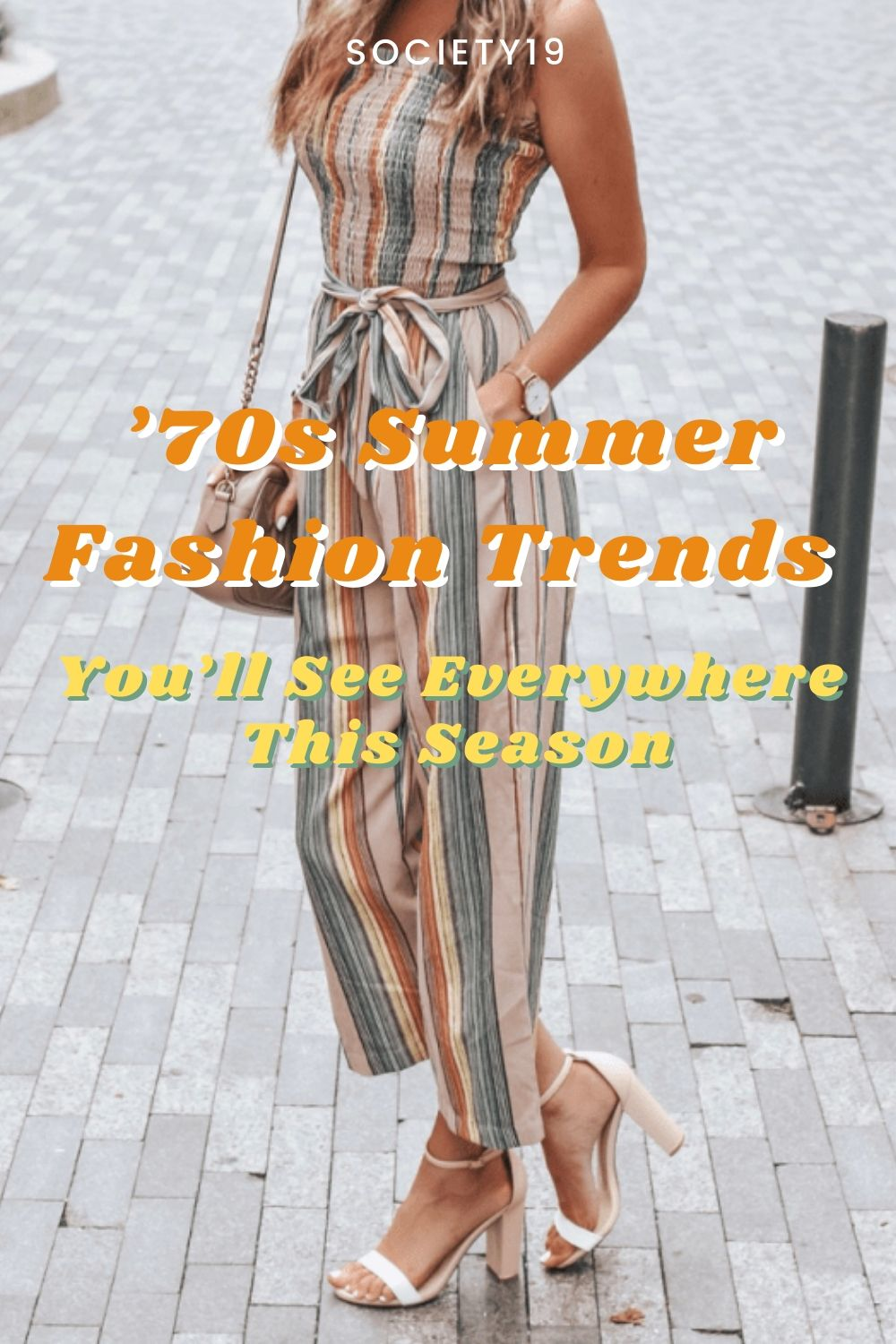 '70s Summer Fashion Trends, '70s Summer Fashion Trends You'll See Everywhere This Season