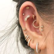 Top 5 Least Painful Piercings, Just In Case You Were Wondering