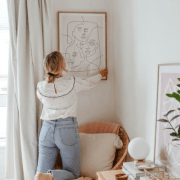DIY Wall Art Projects That Will Save You Hundreds When Decorating