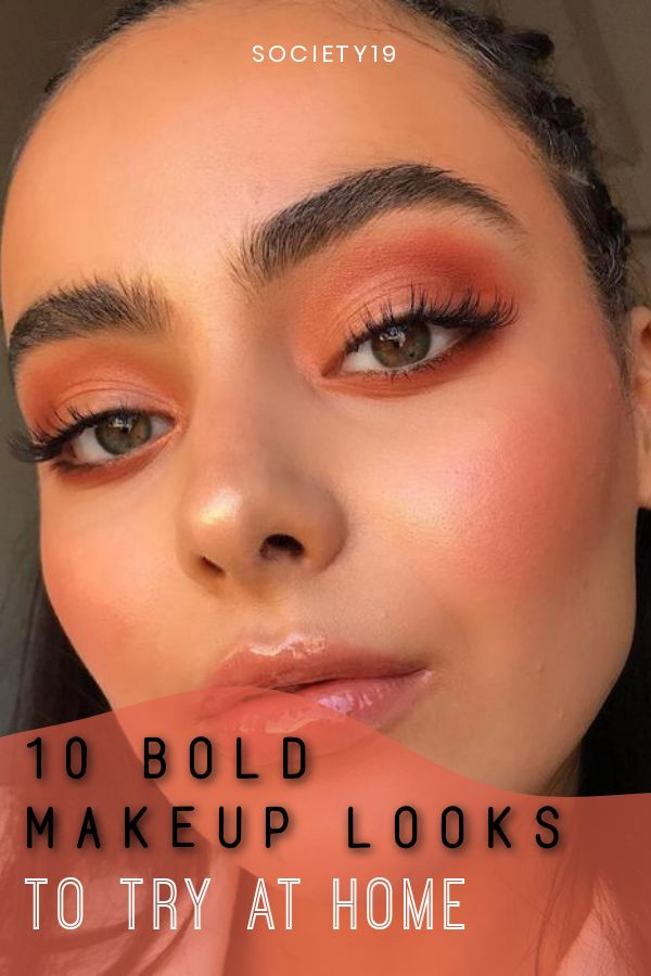 10 Bold Makeup Looks To Try At Home