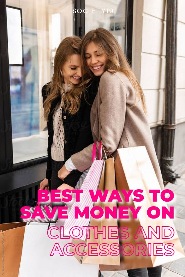 save money on clothes, Best Ways To Save Money On Clothes And Accessories