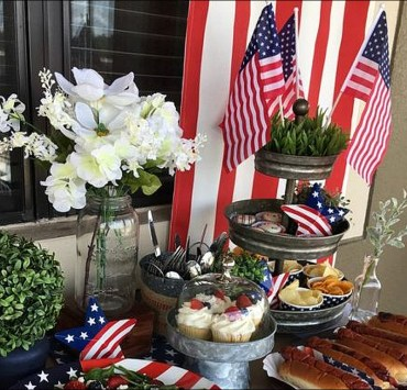 12 Ways You Can Celebrate Memorial Day Indoors