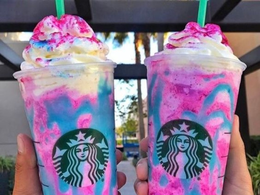 10 Starbucks Drinks That You Never Knew Existed